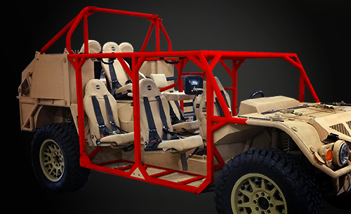Lightweight Tactical Vehicles Flyer 60 And Flyer 72