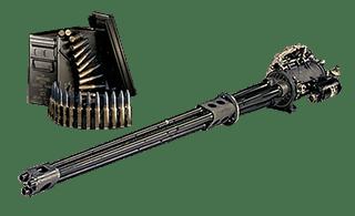 Aircraft Guns and Gun Systems - 20-30mm Gatling Gun Systems Xm301