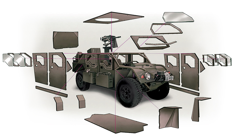 Lightweight Tactical Vehicles - Flyer 60 and Flyer 72